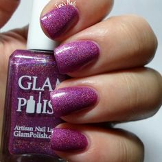 Glam Polish Without Love from the Hairspray collection