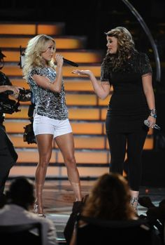 Love Carrie's style