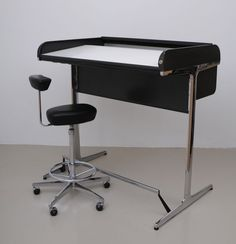 Action Office Writing Desk By George Nelson For Herman Miller, 1960s