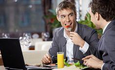 10 dicas para se alimentar bem sendo um empreendedor de primeira viagem