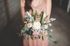 Warehouse Styled Shoot | Free People Wedding Dress | Kylee Ann Photography