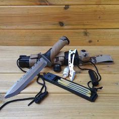 Cuchillo Supervivencia RUI THUNDER II