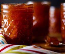 La meilleure recette de confiture de cerises de terre (Et la plus facile!) Salsa, Jar, Voici, Conservation, Food, Desserts, Recipes, Per Diem, Strawberries