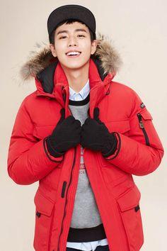 Lee Hyun Woo - Unionbay F/W 2014
