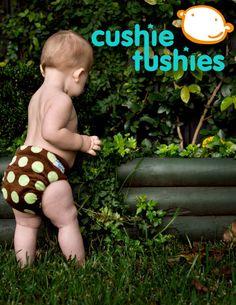 ANA Industry Member Cushie Tushies: www.cushietushies.com.au @CushieTushies  #clothnappies #getintocloth #cushietushies