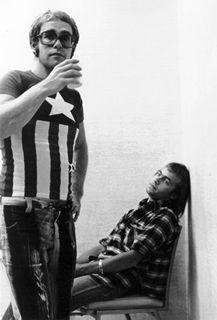 Elton and Bernie, pure magic #eltonjohn #bernietaupin #the70s #music