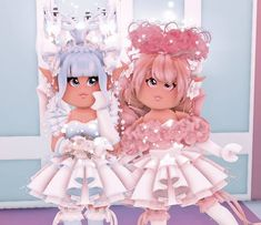 Cute Tumblr Wallpaper, Cute Wallpapers, Avatar Picture, Barbie Wedding Dress, Roblox Animation, Royal Clothing, High Fashion Outfits, Roblox Pictures, High Pictures