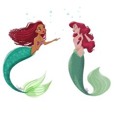 Production has begun on Disney's live-action 💖 ( ) Ariel Disney, Disney Pixar, Disney Fan Art, Disney And Dreamworks, Disney Animation, Disney Magic, Disney Movies, Disney Characters, Punk Disney