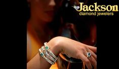 Jackson Diamond Jewelers - Oklahoma City/Oklahoma #jewelrystore #diamond #diamondring #engagementrings #jewelry Best Jewelry Stores, Bangles, Bracelets, Oklahoma City, Jackson, Wedding Rings, Engagement Rings, Jewels, Diamond