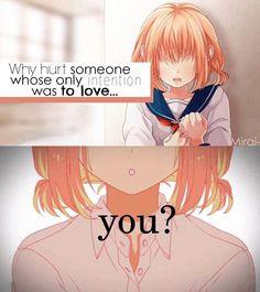 ¿Por qué hieres a la persona que sólo te quería amar? back pain emotions