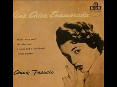 Connie Francis - No other one - YouTube