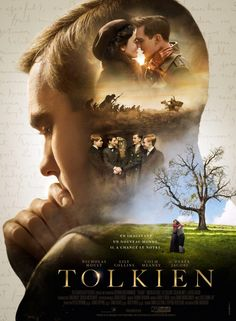 High resolution official theatrical movie poster ( of for Tolkien Image dimensions: 2203 x Starring Nicholas Hoult, Lily Collins, Colm Meaney Nicholas Hoult, Craig Roberts, Michael Angarano, Lily Collins, Tv Series Online, Movies Online, Thomas Ngijol, Movies To Watch, Good Movies