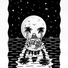 Jamie Browne Art @Jamie Browne ~ jamiebrowneart.com ~ Gloomy Reflections...