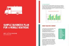 Fashion truck business plan template start or grow a mobile sample business plan for a mobile boutique the essential guide to planning a fashion truck friedricerecipe Choice Image
