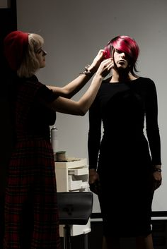 colour trends straight from top London Brooks & Brooks! Hair Colour, Color, Colour Trends, London, Tops, Style, Fashion, Swag, Moda