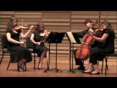 """Haydn """"Kaiser"""" Quartet, Op. 76 No. 3, 2nd Movement"""