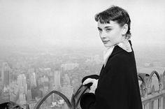 Rare Audrey Hepburn — Audrey Hepburn photographed by George Douglas at...