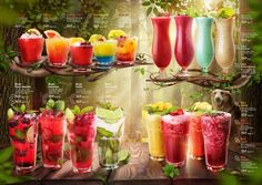 Меню Coffee Menu, Coffee Cafe, Fruit Drinks, Bar Drinks, Juice Bar Design, Food Menu Design, Whisky Bar, Smoothie Mix, Cocktail Menu