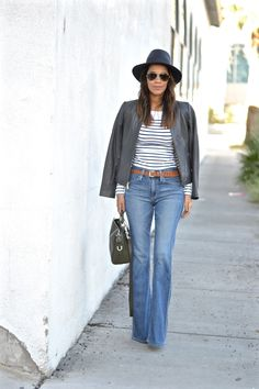 grey leather jacket found at marshalls- classic style, weekend style