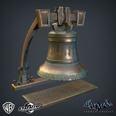 I have done this asset for Batman: Arkham Origins. Game Props, 3d Artwork, Cg Art, Game Assets, Environmental Art, Zbrush, Artsy Fartsy, Game Art, Concept Art