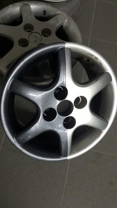 Before and after alloy