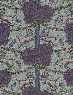 leopold wallpaper by sandberg