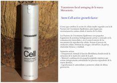 Probando Stem Cell, línea antiaging de Mesoestetic