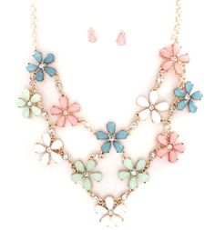 Sybella Necklace in Sweet Sorbet