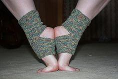 Ravelry: Lemon Squeeze Yoga Socks pattern by Sadie Bellegarde