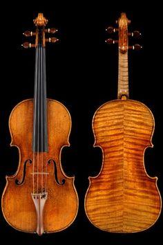 "Stradivari 1715 ""Il Cremonese – ex-Joachim""  [per previous pinner]"