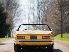 1968 Maserati Ghibli Spyder Prototype Maserati Ghibli, Le Mans, Ferrari, Cabriolet, Vintage Cars, Vehicles, Vans, Concept, Munich Germany