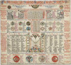 Magical Calendar by peacay, via Flickr