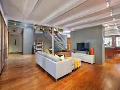 Greenwich Street Duplex Penthouse-13-1 Kindesign