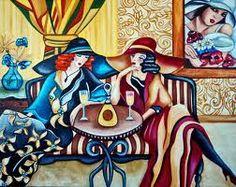 Inspired by Lempicka
