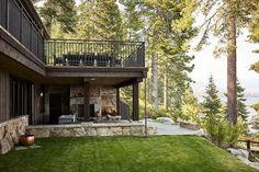 Lake Tahoe House by Macfee Design | Photos by John Merkl