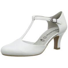 Tamaris 24420 Damen T-Spangen Pumps: Amazon.de: Schuhe & Handtaschen