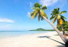 Koh Mook i Thailand er en skøn, lille ø med lækre hvide strande og turkisblåt vand - de perfekte rammer for en bounty-ferie.