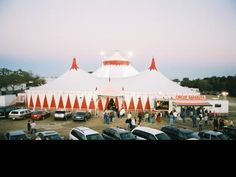 Circus Sarasota Florida. Gotta support the two places I take classes at