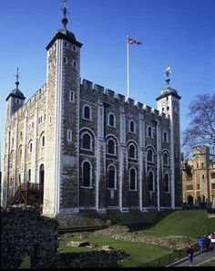 The Tower of London is another famous castle. Located on the banks of the River Thames, the Tower of London is one of Britain's most visited attractions.