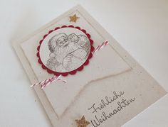 santas wish list - stampin with beemybear