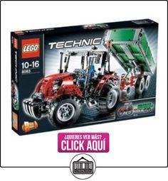 LEGO 8063 TECHNIC Tractor with Trailer (Lego technique with tractor trailer) parallel import goods (japan import)  ✿ Lego - el surtido más amplio ✿ ▬► Ver oferta: https://comprar.io/goto/B002OWSZQI