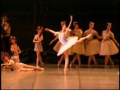 Natalia Osipova - Don Quixote Dream Scene - YouTube