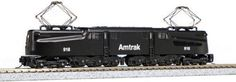 Parts and Spares 180256: Kato Usa Model Train Gg1 918 Amtrak N Scale Train Hobby Train Cars, New -> BUY IT NOW ONLY: $132.18 on eBay!