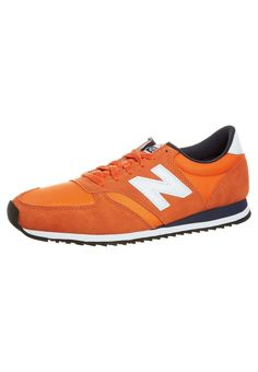 "New Balance (NB) U420D Heren Oranje / ""N"" Wit Schoenen,There must be right ones belong to you from our best sneakers."