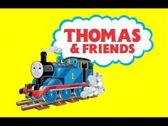 Thomas the Tank Engine Take N Play with Thomas and Cranky the Crane - YouTube