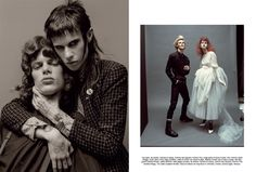 'Girls & Boys' by Steven Meisel for Vogue Italia January 2016 New Romantics, Steven Meisel, Fashion Now, Stylists, Editorial, Polaroid Film, Vogue, People, Inspiration