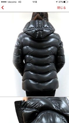 Puffer Coats, Puffer Jackets, Cool Jackets, Jackets For Women, Down Quilt, Down Parka, Snow Suit, Jacket Style, Moncler