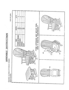 Glider Chair Plans   Projects To Try   Pinterest   Glider Chair, Gliders  And Rocking Chairs