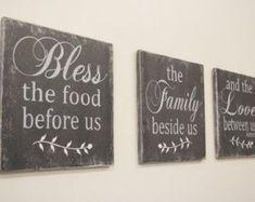 Handmade Wedding Gifts, Handmade Home Decor, Diy Home Decor, Decor Crafts, Shabby Chic Living Room, Shabby Chic Decor, Dining Room Walls, Dining Room Design, Dining Area
