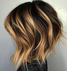 New hair color ideas for brunettes short balayage highlights Ideas Balyage Short Hair, Cabelo Ombre Hair, Short Balayage, Hair Color Balayage, Hair Highlights, Brown Highlights, Auburn Balayage, Ombre On Short Hair, Brunette Balayage Hair Short